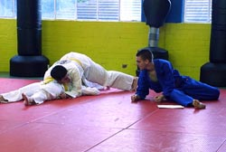 Teaching Jujitsu